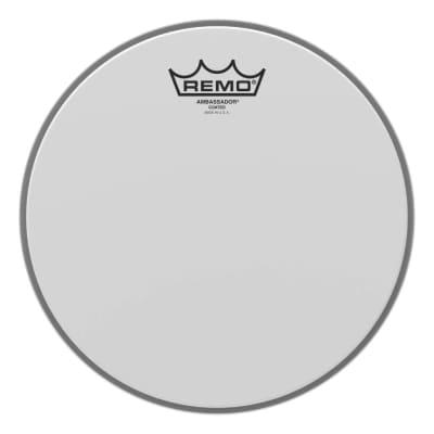 Remo Ambassador Coated Snare/Tom Head 18 in