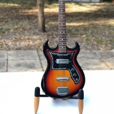 Sekova SG Single Pickup 60's Sunburst for sale