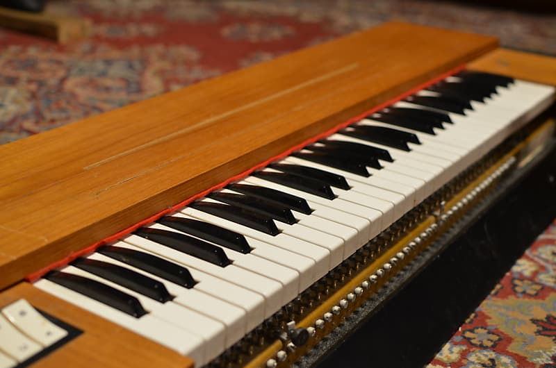hohner clavinet d6 owned by ray benson of asleep at the wheel reverb. Black Bedroom Furniture Sets. Home Design Ideas