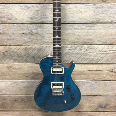 Used PRS Single cut trem 10 Top 2006 with case for sale