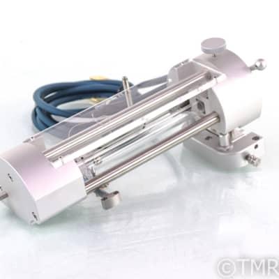 Clearaudio TT2 Linear Tracking Tonearm; TT-2; Silver (No Cartridge)
