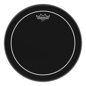 Remo Pinstripe Ebony Drum Head 14""