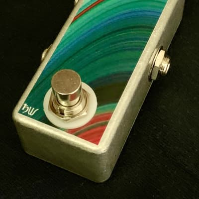 Saturnworks A/B Switch Box Tuner Out Guitar Pedal w/ Neutrik Jacks, Handcrafted in the USA