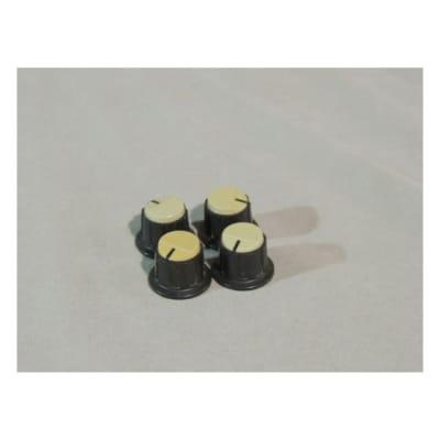 Korg Poly Six,Poly 61 & Mono/Poly knob beige 4 pack