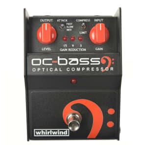 Whirlwind OC Bass Optical Bass Compressor Limiter for sale
