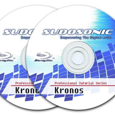 Sudosonic Korg Kronos Tutorial Set