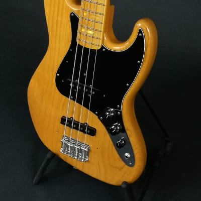 Fender Jazz Bass American Vintage Reissue 75 2013 Natural aged for sale