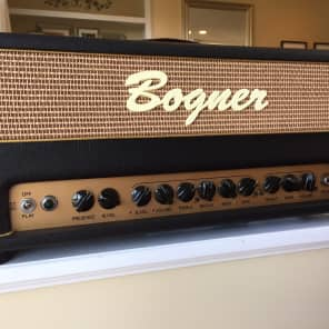 Bogner Shiva 20th Anniversary KT88 90-Watt Guitar Amp Head
