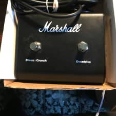 Marshall Footswitch For MGDFX Amps PEDL Way Foot Reverb - Two way footswitch