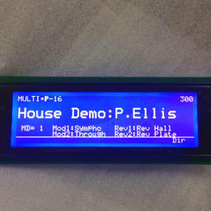 Yamaha SY77, SY99 new LCD Display with LED Backlight and cable kit