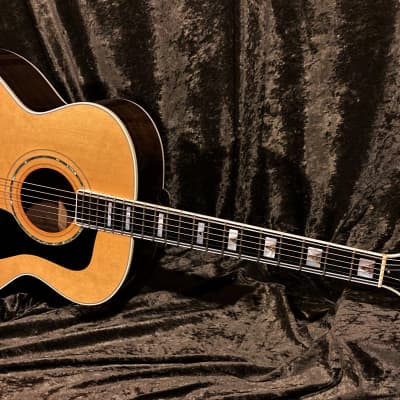 Guild JF55 Westerly RI Built Jumbo Rosewood Acoustic 1997 Top of the Line Model aka F50 F50r F55 D55