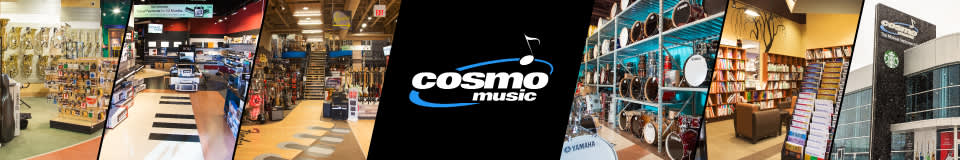 Cosmo Music - The Musical Instrument Superstore