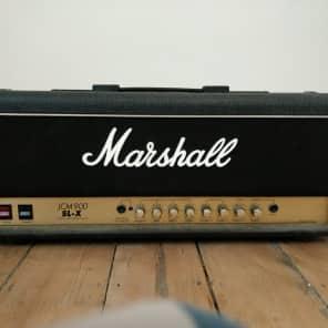 Marshall JCM 900 Model 2100 SL-X 100-Watt Hi Gain Master Volume Head
