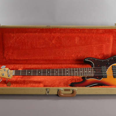 1996 Fender Roscoe Beck V 5 String Bass Guitar for sale