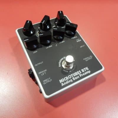 DarkGlass Microtubes B7K Bass Pre-Amp Pedal