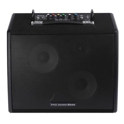 Phil Jones Bass Session 77 Bass Combo Amplifier (100 Watts)