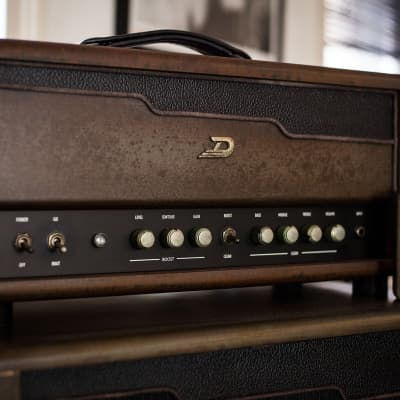 Duesenberg Berlin amp and cab 2018 Rustic for sale