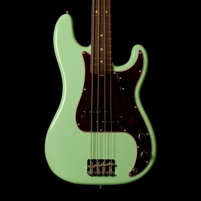 Fender Precision Bass American Original 60's Surf Green for sale