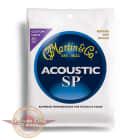 Martin MSP3050 SP 80/20 Bronze Custom Light Acoustic Guitar Strings .011-.052 image