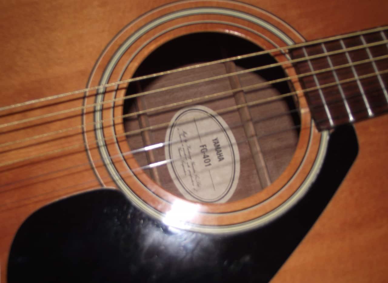 Used Yamaha Fg