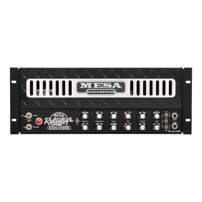 Mesa Boogie Rectifier Badlander EL34/100 2-Channel 100-Watt Rackmount Guitar Amp Head