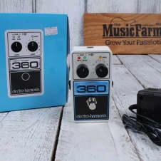 Electro Harmonix Nano Looper 360 Electric Guitar Looper Effects Pedal w Warranty