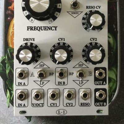 L1 Synthesizer Discrete Dual SVVCF 2019