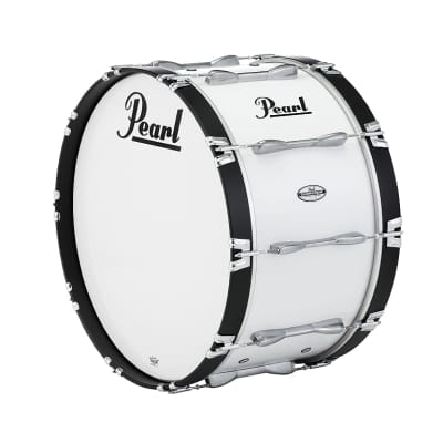 "Pearl PBDM2614 Championship Maple 26x14"" Marching Bass Drum"