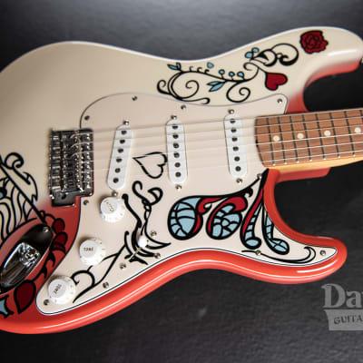 Fender Jimi Hendrix Monterey Stratocaster for sale