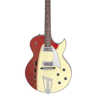 Backlund Rockerbox II - Red-Creme for sale