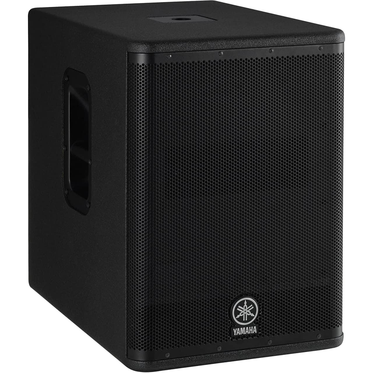Yamaha dxs12 powered subwoofer 12 speaker 950 watts reverb for Yamaha dxs12 specs