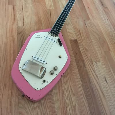 PINK Vox Phantom IV 1960s; Made in Italy for sale