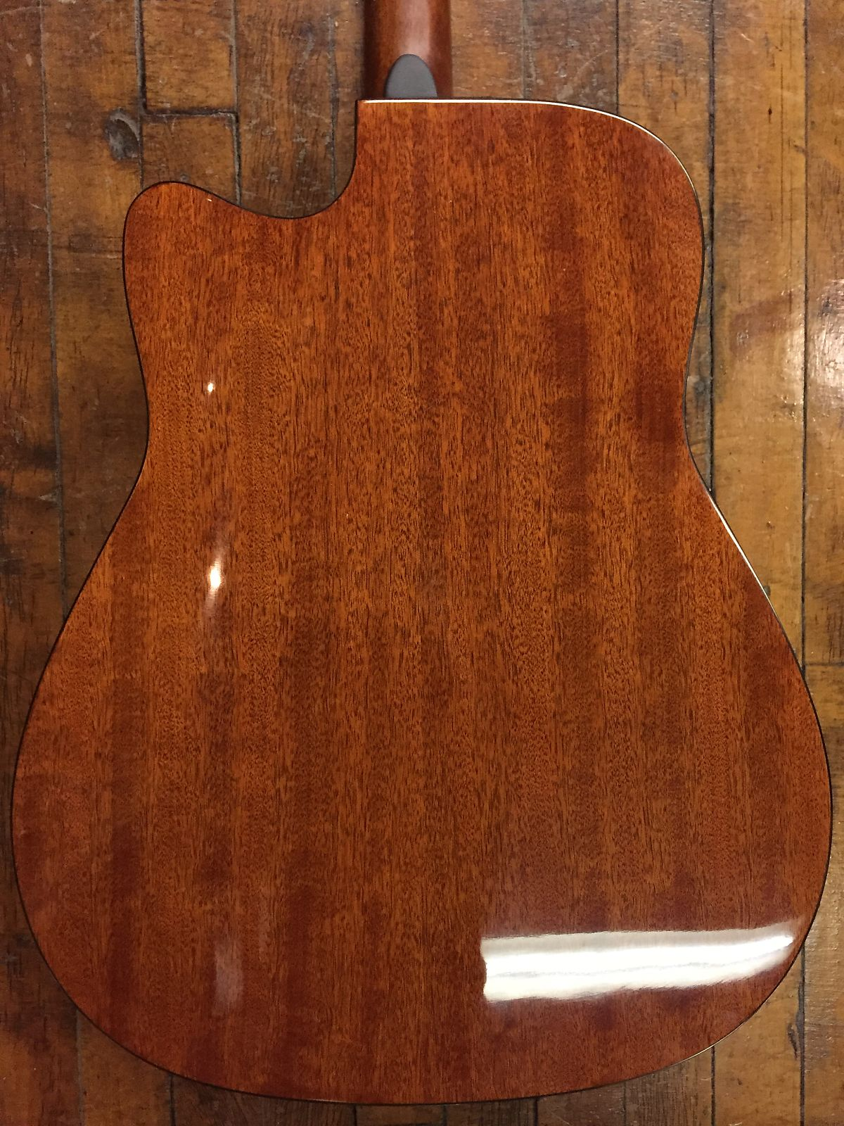 Yamaha Fgx800c Solid Top Cutaway Acoustic Electric Natural Spruce