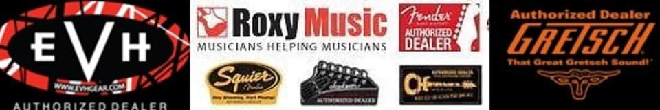 Roxy Music Shop