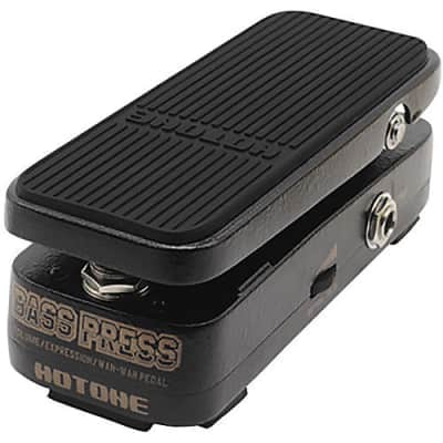 Hotone Bass Press (Volume/Wah/Expression) Guitar Effects Pedal for sale