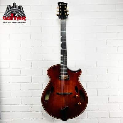 Eastman El Ray ER4 Otto D'Ambrosio Designed Archtop Electric Guitar w/ Case for sale