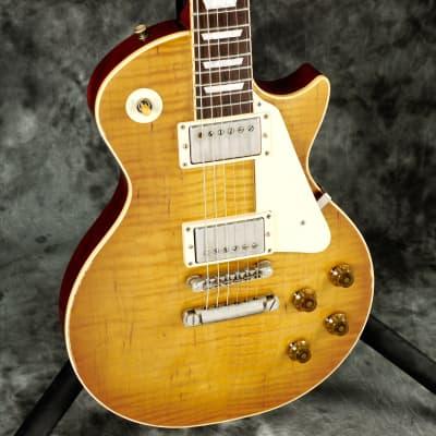 2018 Rock N Roll Relics Heartbreaker '59 profile Ice Tea Burst w/OHSC & COA 8lbs 3oz for sale