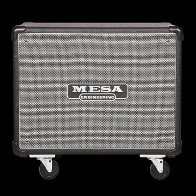 MESA/Boogie 1x15 Traditional PowerHouse Bass Cabinet - Black Bronco / Gray & Black Jute for sale