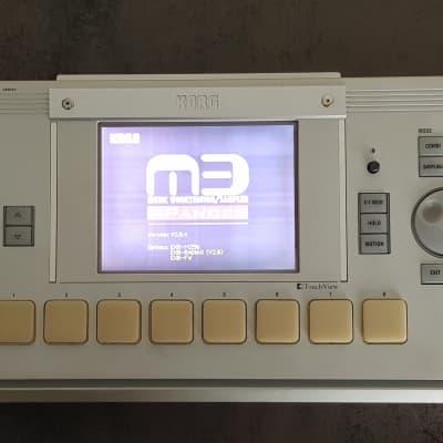 Korg M3 Xpanded Synthesizer Desktop + EXB-RADIAS + EXB-FireWire + EXB-M256
