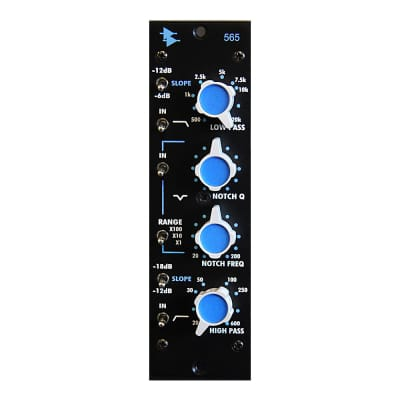 API 565 500 Series Filter Bank Module