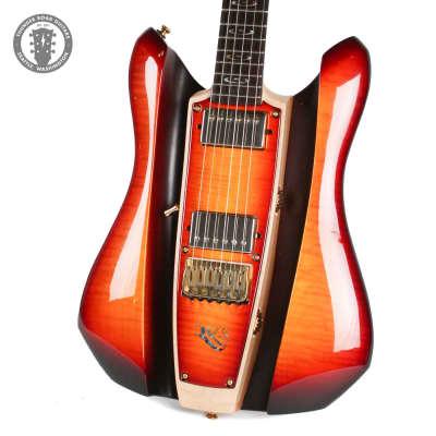 2000s RKS Original Solidbody  Dave Mason Model in Sunburst for sale