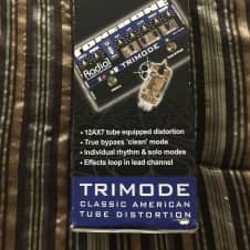 Radial ToneBone Trimode Distortion ~ 12ax7 equipped ~ authentic tube distortion ~ still in box