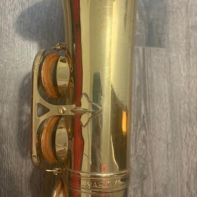 Selmer Mark VI 1968 Gold lacquered