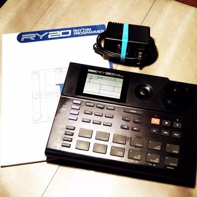 Yamaha RY20 Rhythm Programmer/Drum Machine/MIDI