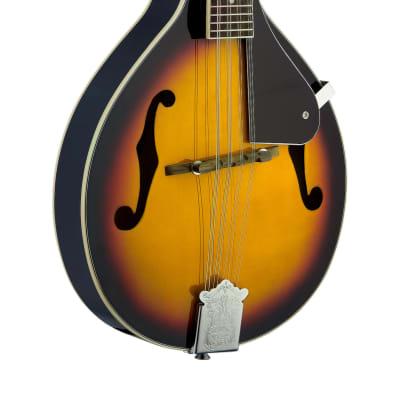 Stagg M20 Bluegrass Mandolin withBasswood Top Sunburst