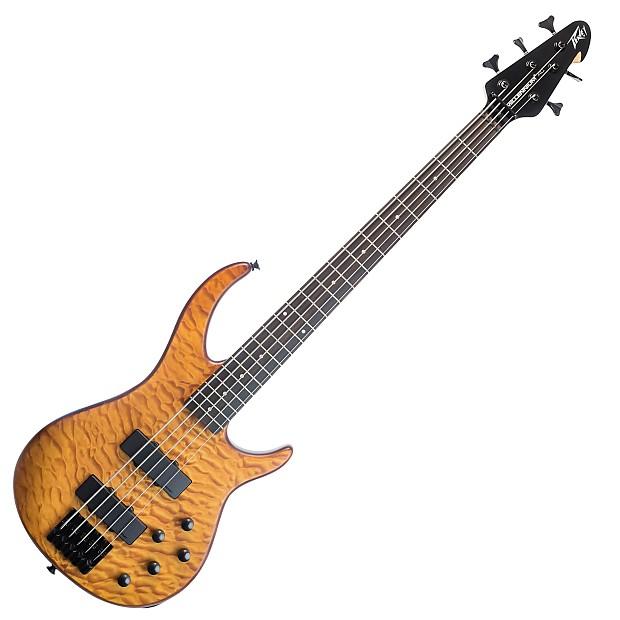 peavey millennium 5 ac natural tiger eye finish 5 string bass reverb. Black Bedroom Furniture Sets. Home Design Ideas
