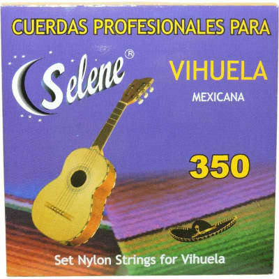 Selene Vihuela Strings