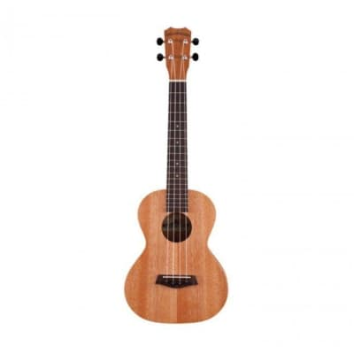 Islander MT-4-EQ Satin Finish Mahogany Tenor Electri/Acous Ukulele from Kanile'a