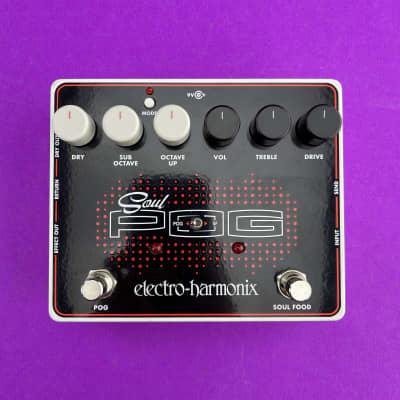 [USED] Electro-Harmonix Soul POG Overdrive Octave