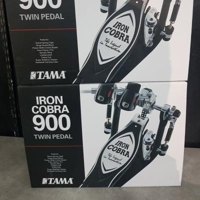 Tama HP900PWN Iron Cobra Power Glide Double Bass Pedal